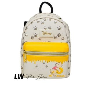 Loungefly/Disney Winnie the Pooh Bees Mini Backpck